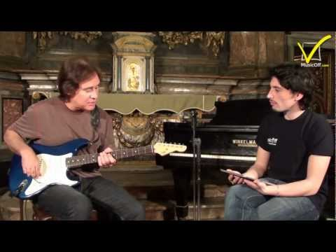 Carl Verheyen Interview and Demo with Musicoff (Italy)
