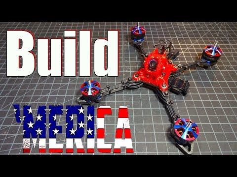 CMW Merica Build : BH R5 2207, Spedix IS30 4in1, Hyperlite F4, and Foxeer Micro,