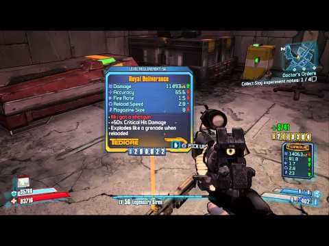 Farming the Midgets for Pearls - Borderlands 2