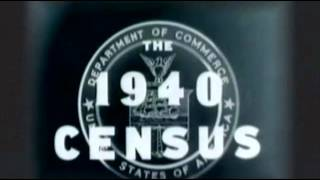 1940 Census Online Archive