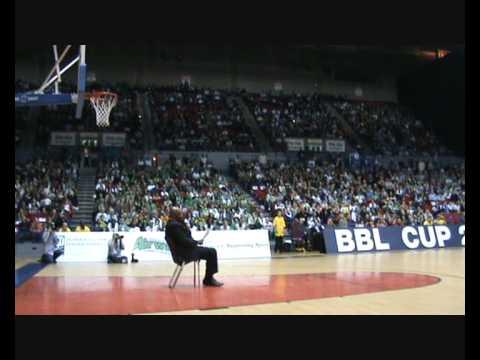 ASSIST Basketball BBL Dunk Contest 2009