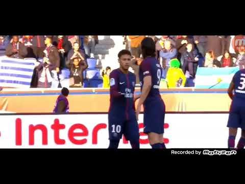 Neymar la calin