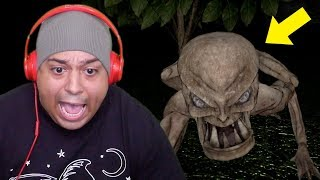 HOLD UP! WHAT'S BARAKA UGLY AHH DOING IN THIS GAME!? [2 HORROR GAMES]