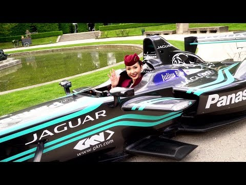 Highlights from the FIA Formula E Qatar Airways Paris E-Prix 2018