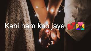 Скачать Chal fir un galiyon mein kahin hum kho Awara alone whatsapp status 💞//panjabi status video
