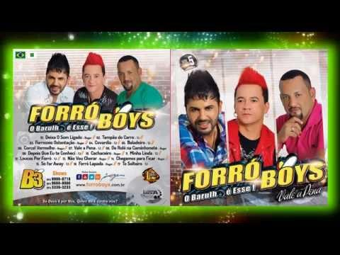 Forró Boys Vol. 5 - 05 Baladeiro
