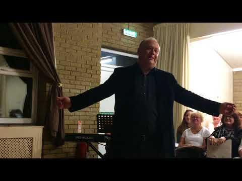That's Amore - Alan Greene - (Bury Community Choir) - St Philips Radcliffe 21-10-2017