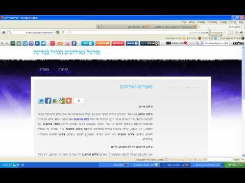 מדריך לאינדוקס מאמרים לקידום אתרים