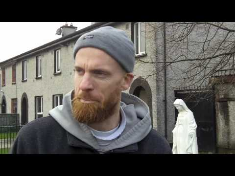 The World: Monks from the Bronx take on a tough Irish town