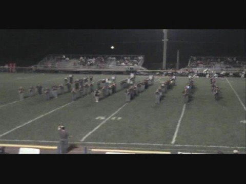 Smithville High School Marching Band at Coventry High School