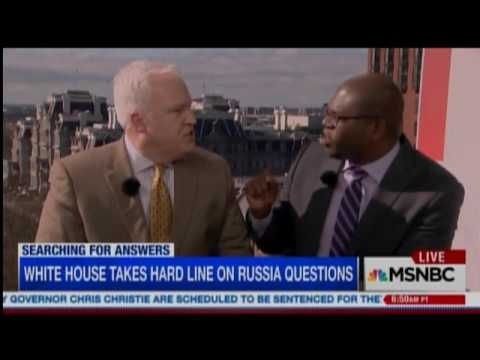 MSNBC Panel Gets Heated: 'You Don't Get To Tell Other People What Racism Is'