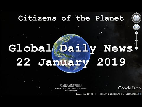 Daily News - 22.01.19