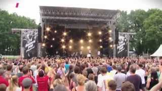 "East Cameron Folkcore vs Haldern Pop Festival 2014 - ""Sheep Staring at a Gun"""