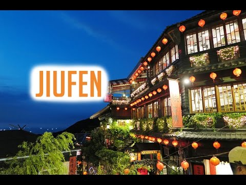 TAIPEI, TAIWAN VLOG: Jiufen