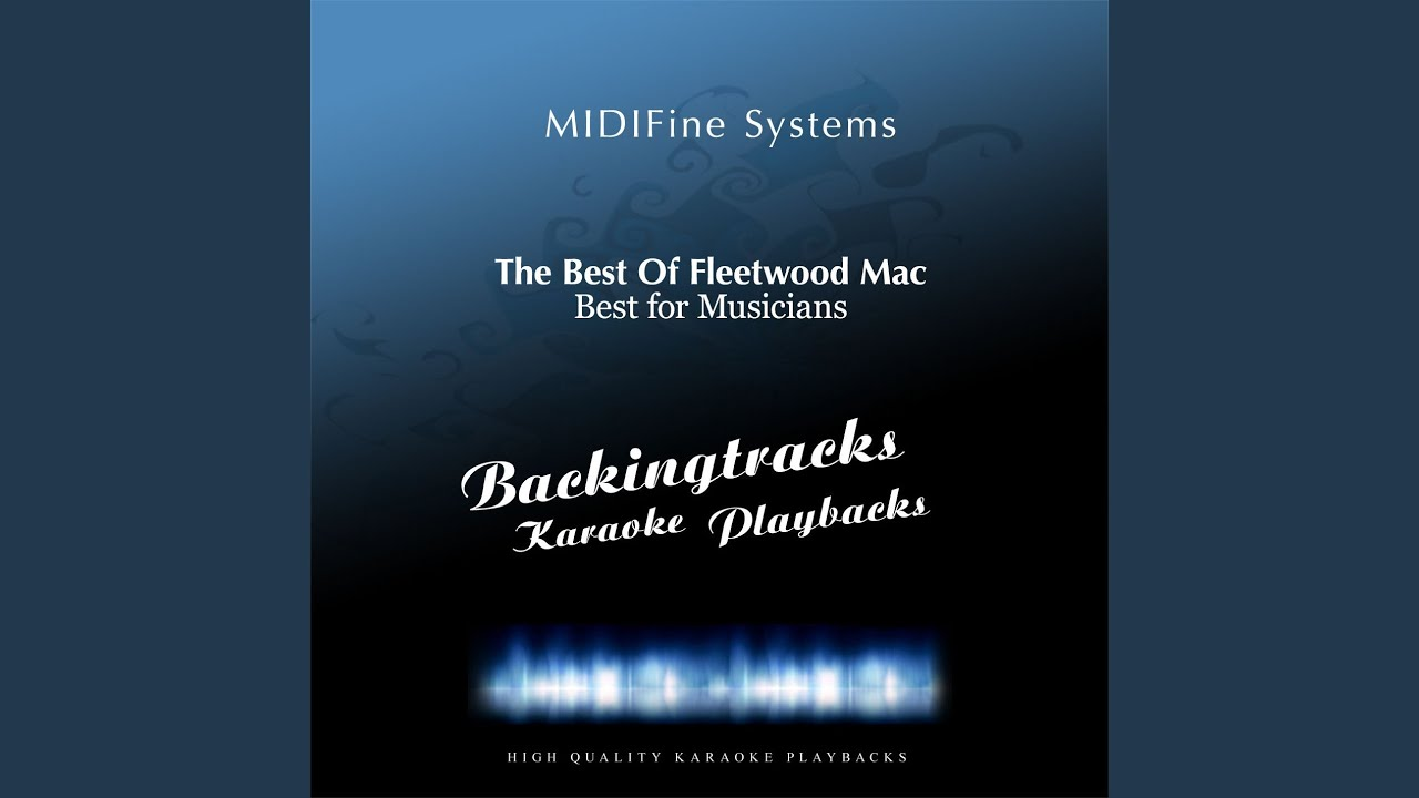 Download Gold Dust Woman ((Originally Performed by Fleetwood Mac) [Karaoke Version])