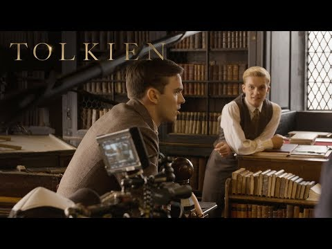 Birth of Middle Earth: Tolkien biopic explores beloved author's