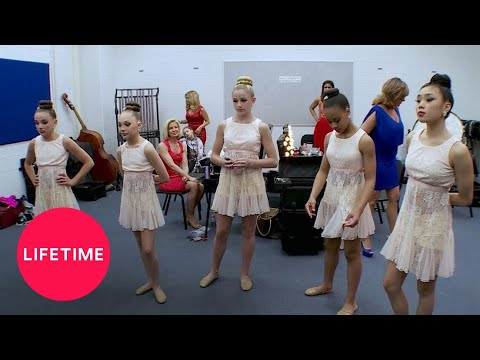 "Dance Moms: Dance Digest - ""Nothing To Fear But Fear Itself"" (Season 4) 
