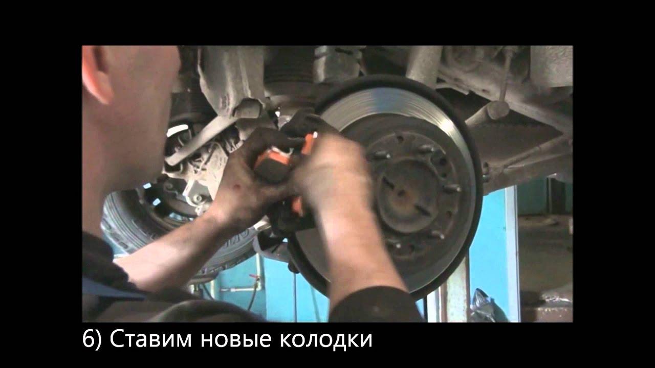 Регулировка ручника на транзите 1 фотография