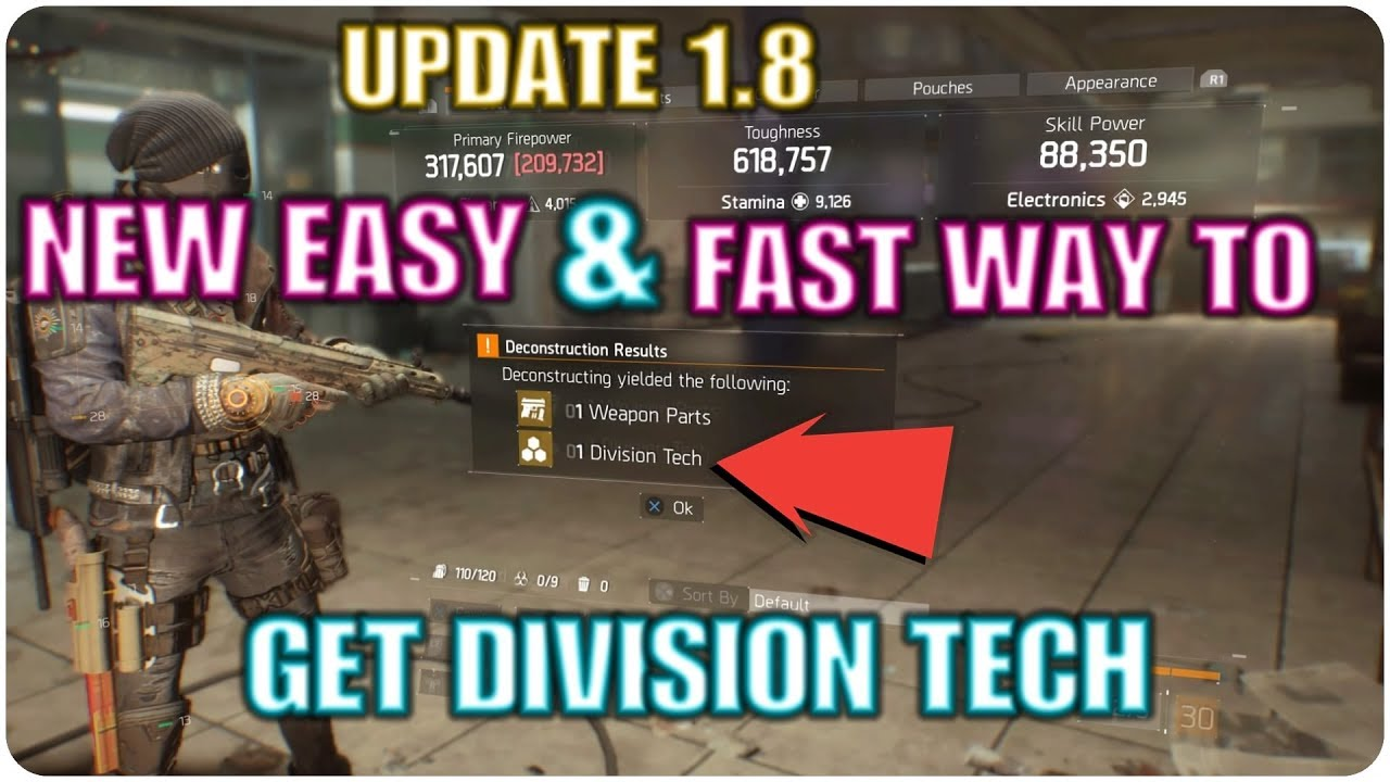 division division tech