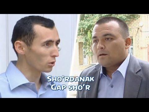 Sho'rdanak - Gap sho'r   Шурданак - Гап шур (hajviy ko'rsatuv)
