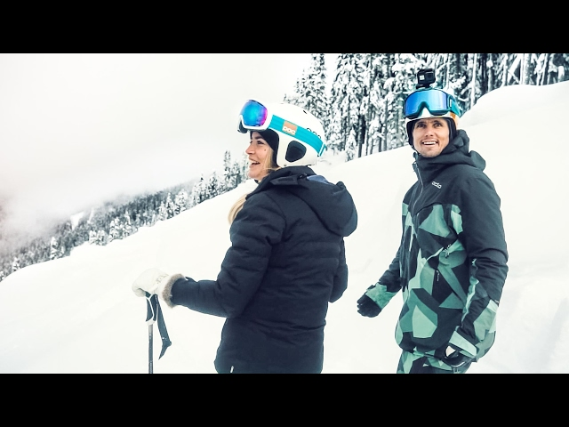 JANNI HELI SKIING FOR THE FIRST TIME! | VLOG 305