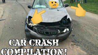Crazy Car CRASH COMPILATION-Stupid driver FAILS!