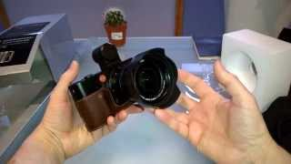Leica T (Typ 701) 11-23mm wide angle zoom unboxing