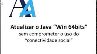 DOWNLOAD JAVA GRATUITO O PARA CONECTIVIDADE SOCIAL