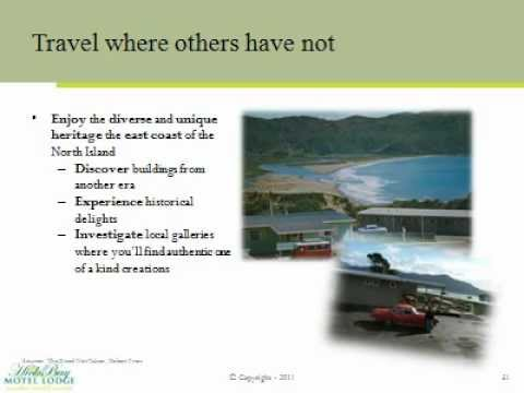 Hicks Bay Motel Traveler Statistics Of New Zealand.