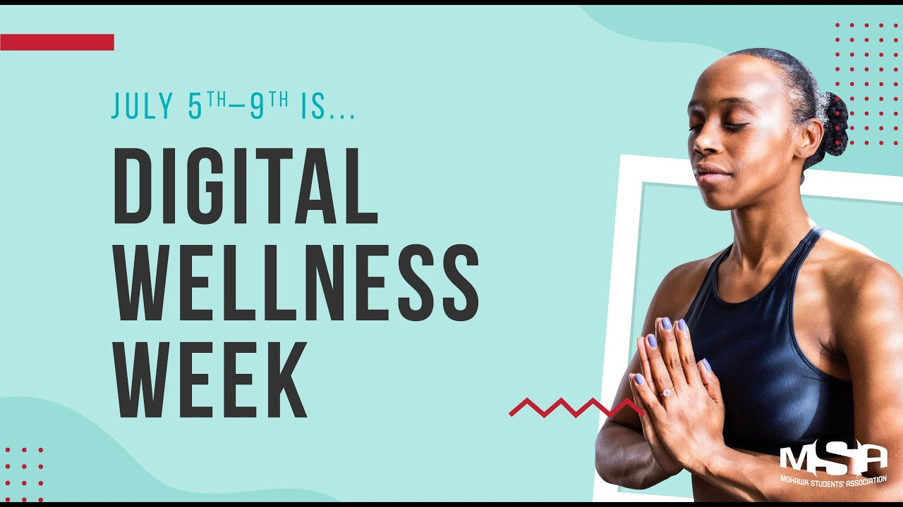 Digital Wellness Week: Monday Meditation Session (July 5th)