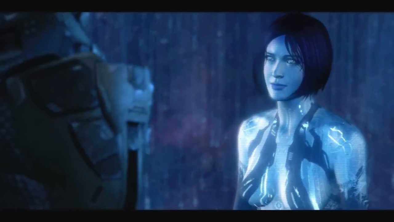 Halo 4 Legendary Ending Tribute Cortana Chief S Face Hd 1080p Sadness Montage Ita Eng Sub