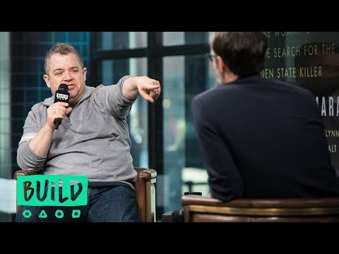 """Patton Oswalt Speaks On His Wife's Book """"I'll Be Gone In The Dark"""" & His New Show """"A.P. Bio"""""""