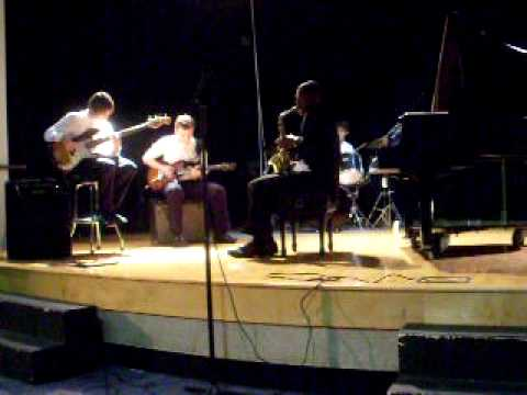 Metro High School Jazz Band
