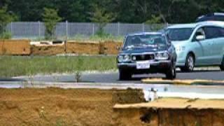 マツダ サバンナ(Mazda RX-3)ノスタルジックヒーローVol.123 取材1