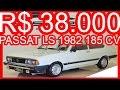 PASTORE R$ 38.000 Volkswagen Passat LS 1982 Branco aro 13 MT5 FWD 2.1 Álcool 185 cv #PASSAT