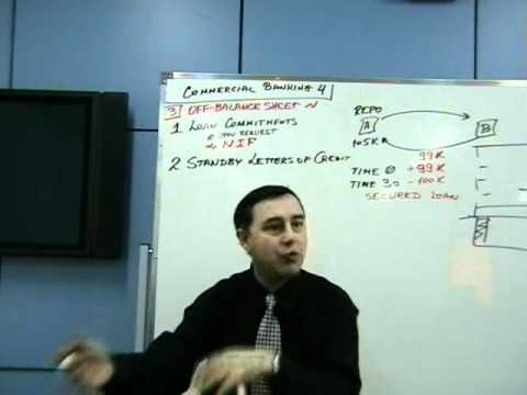 Financial Institutions, Lecture 04