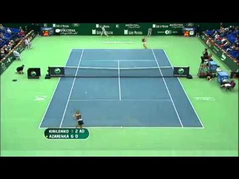 WTA Highlights: Moscow, Final
