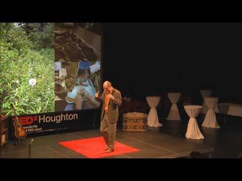 A Vision for Industrial Heritage Professionals in the 21st Century: Timothy Scarlett at TEDxHoughton