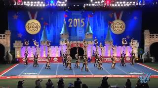 Top Gun All Stars TGLC 2015 L5 Large Senior Coed Day 1