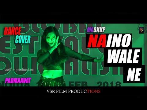 Nainowale Ne Dance - 'Padmaavat' | Pallo Latke | Trippy Trippy | Dance Cover | VSR FILM PRODUCTIONS