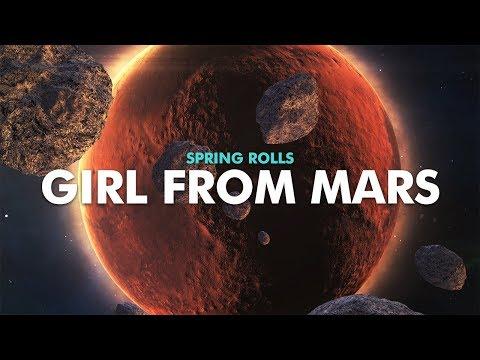 Girl from Mars (Lyric Video)