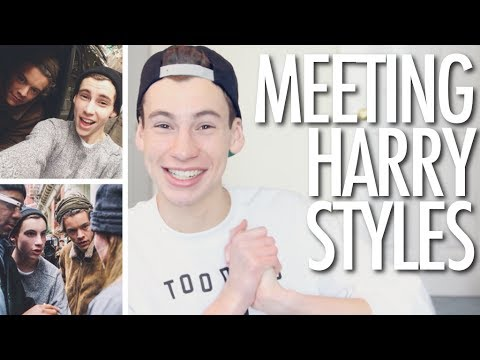 MEETING HARRY STYLES: MY EXPERIENCE