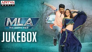 MLA Full Songs Jukebox || MLA Movie Songs || Nandamuri Kalyanram, Kajal Aggarwal || Mani Sharma