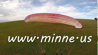Paragliding lessons: how to build the wall