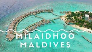 Maldives Honeymoon Resort Room Tour! ❤ Maldivler Oda Turu Milaidhoo Maldives
