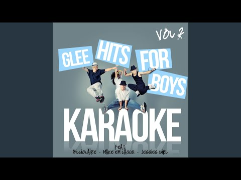 What I Did For Love (In The Style Of Glee Cast) (Karaoke Version)