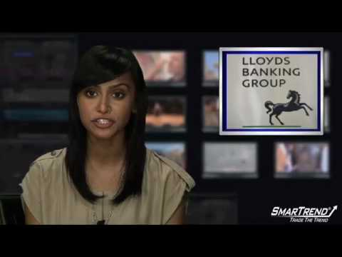 Lloyds Banking Group Falls 2.64% on Heavy Volume: Watch For Rebound (LYG)