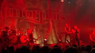 AMORPHIS - Sky Is Mine (HD) Live at Rockefeller , Oslo, Norway 16.01.2019