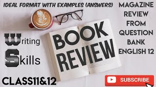Book Review …