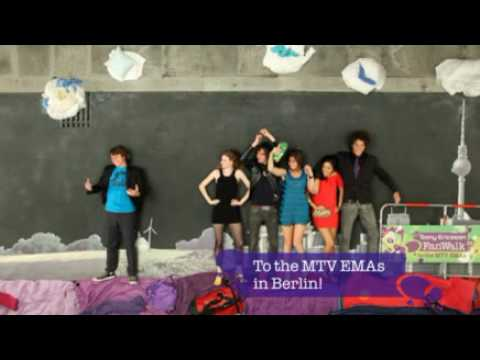 Sony Ericsson FanWalk to the MTV EMAs 2009